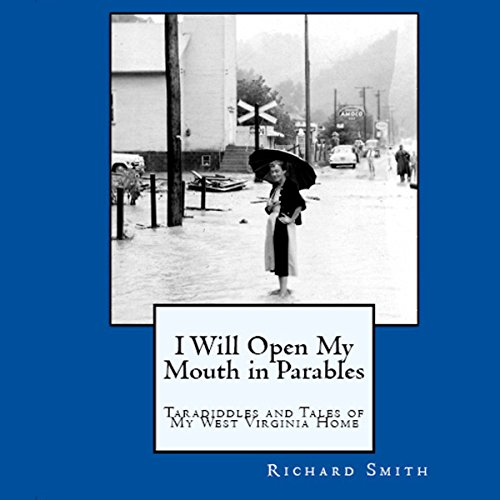 I Will Open My Mouth in Parables cover art