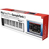 IK multimedia iRig Keys Pro + Sampletank 3 Clavier mâitre USB 37 touches