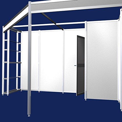 Carrito de 3 x 4 Meter soporte pie de filas cubil: Amazon.es: Hogar