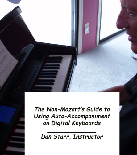 How to Use the Auto-Accompaniment Feature on a Digital Piano (or Portable Keyboard) (English Edition)