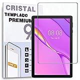 REY Protector de Pantalla para Tablet Huawei MATEPAD T10 - MATEPAD T10s 10.1', Cristal Vidrio Templado Premium