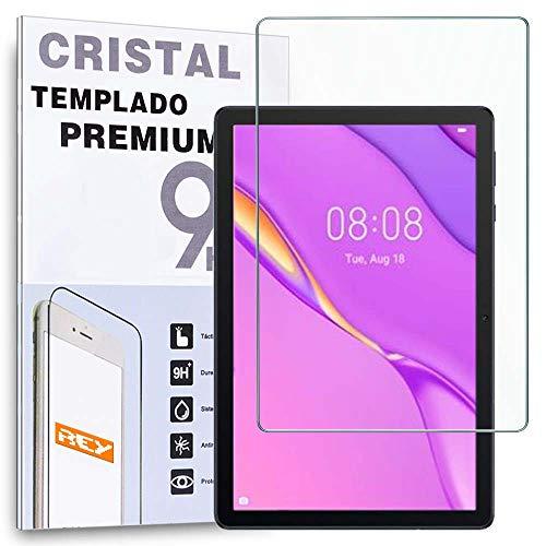 "REY Protector de Pantalla para Tablet Huawei MATEPAD T10 - MATEPAD T10s 10.1"", Cristal Vidrio Templado Premium"