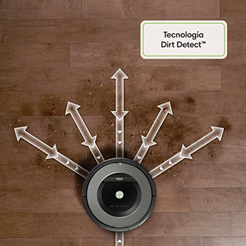 Robot Aspirador IRobot Roomba 865