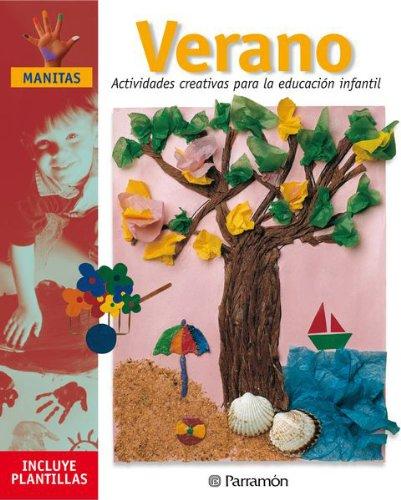 VERANO ACTIVIDADES CREATIVAS PARA LA EDUCACION INFANTIL (Manitas) - 9788434221369