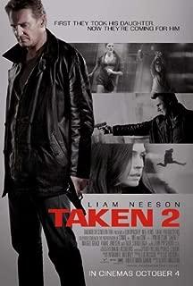Taken 2 Poster ( 11 x 17 - 28cm x 44cm ) (Style C) (2012)
