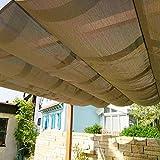 Verstellbares Sonnensegel, Polyester-Überdachung passend für Pavillon Florida