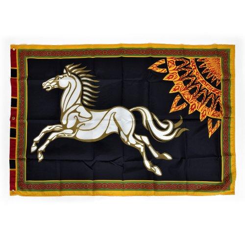 Herr der Ringe - Rohan - Flagge