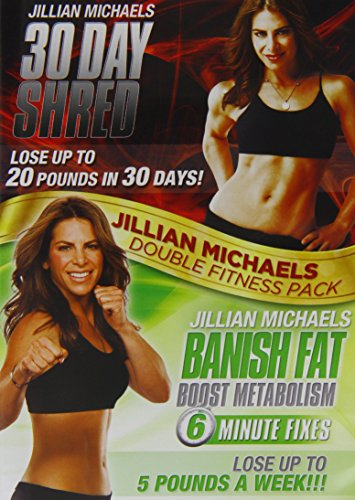 Jillian Michaels - 30 Day Shred / Banish Fat, Boost Metabolism [DVD]