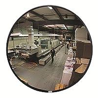 12インチ(約30cm)凸面鏡、屋外、屋内、広角ビュー、曲線トラフィックセーフティミラー、300 mm