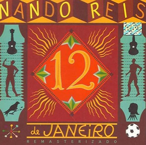 Nando Reis - 12 De Janeiro [CD]