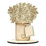 Giiffu Tarjeta para el día de la madre, para decoración del hogar, para el día del padre, aniversario, día de Acción de Gracias, Navidad para profesores o abuelas, regalo de cumpleaños