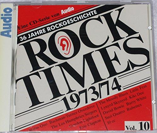 Rock Times, Vol. 10:  1973/74