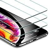 ESR 3 Stück Schutzfolie für iPhone XS MAX, iPhone XS MAX Displayschutzfolie 9H Härte 5-Mal...