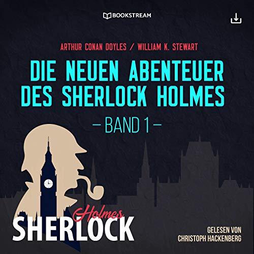 Die neuen Abenteuer des Sherlock Holmes 1 Titelbild