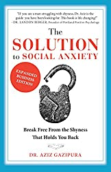 Cover of book - The Solution to Social Anxiety