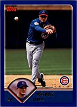 2003 Topps #373 Bobby Hill MLB Baseball Trading Card