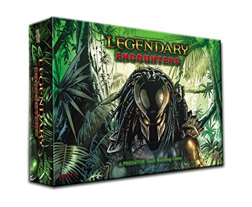 Legendary Encounters Deck Building Game: Predator Core