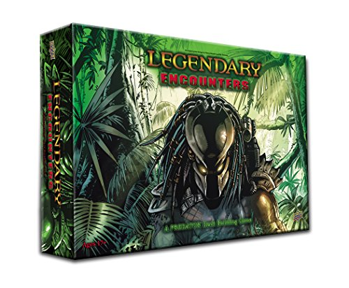 Legendary Encounters Deck Building Game: Predator Core