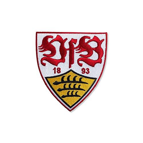 VfB Stuttgart Aufnäher Wappen ca 8 x 9 cm zum aufbügeln!