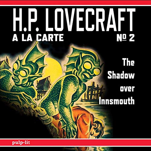 Page de couverture de The Shadow Over Innsmouth