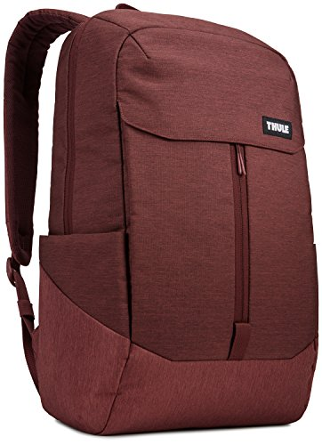 Thule Lithos Backpack, 20L, Dark Burgundy