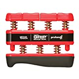 Pro Hands Fingertrainer Gripmaster medium, Red, 230x140