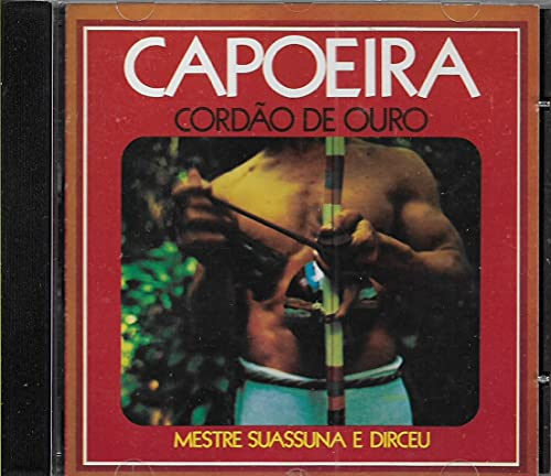 Cd Capoeira Cordão de Ouro - Mestre Suassuna e Dirceu - 1975