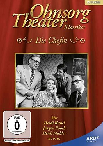 Ohnsorg-Theater Klassiker: Die Chefin