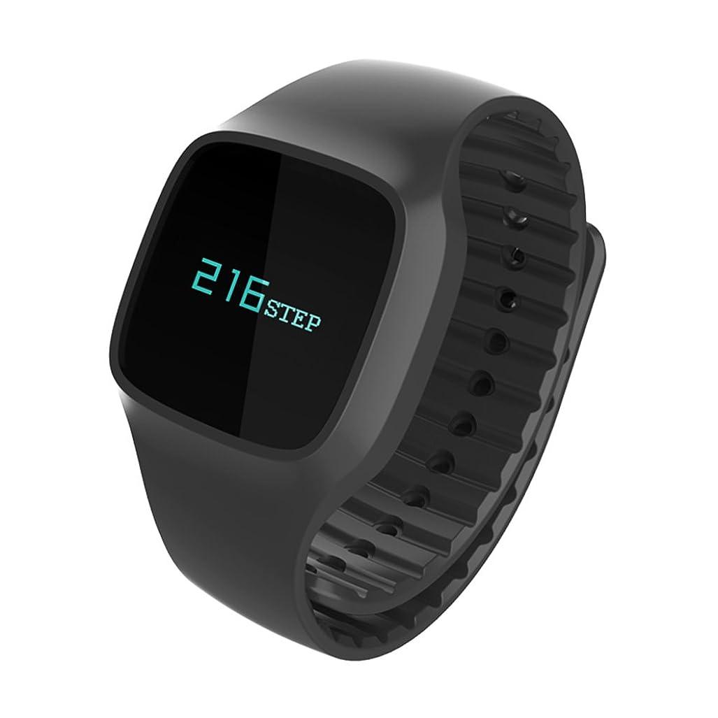 おいしい腐敗した献身Lixadaワイヤレススマート充電式bt4.0テニスラケットセンサーモニターセンサーモーショントラッカー歩数計の腕時計Proおよびアマチュア