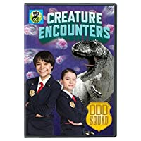 Odd Squad: Creature Encounters [DVD] [Import]