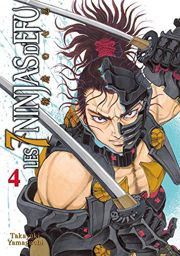 Les 7 Ninjas d'Efu - Tome 4