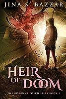 Heir of Doom: Large Print Edition (Roxanne Fosch Files)