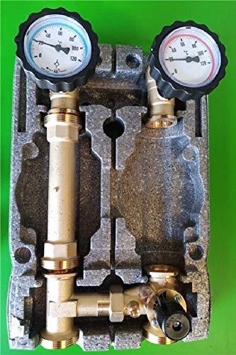 Pumpengruppe Heizkreisset Heizkreis-Set 3-Wege-Mischer