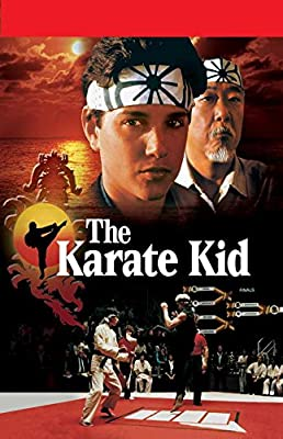 The Karate Kid Poster Movie (11 x 17 Inches - 28cm x 44cm) (1984) (Style B)