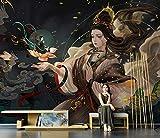 Papel tapiz fotográfico 3D con personajes chinos Alte, papel tapiz con motivos,...