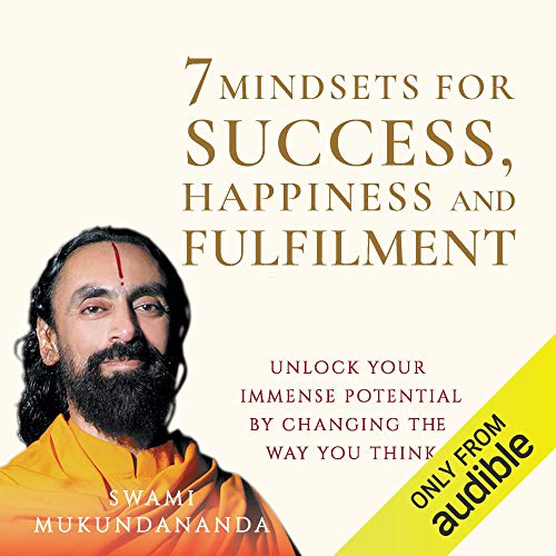 7 Mindsets for Success, Happiness and Fulfilment cover art