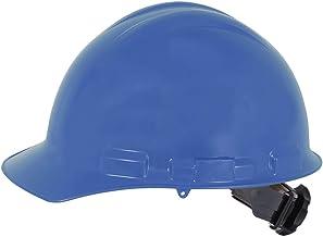 Sellstrom Front Brim Hard Hat, 4-Point Ratchet Suspension, Blue, S69140