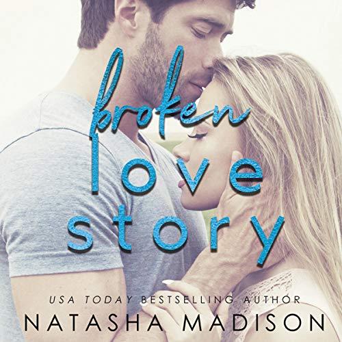 Broken Love Story audiobook cover art