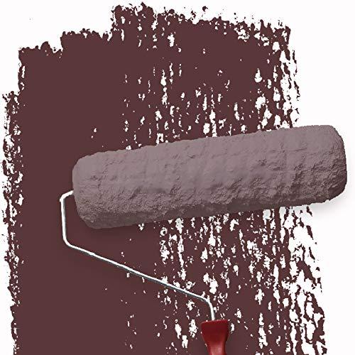 WALLCOVER Colors Piccadilly 5F - Pintura para interiores (5 L), color rojo burdeos