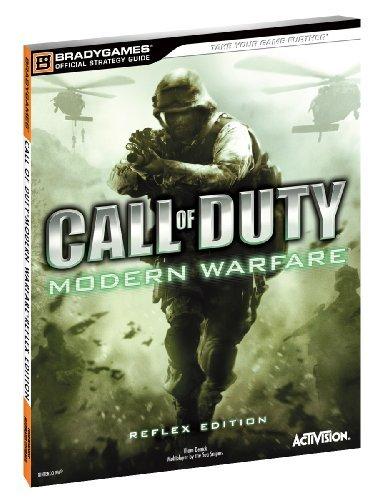 Call of Duty: Modern Warfare Reflex Official Strategy Guide (Official Strategy Guides...