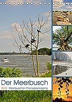 Der Meerbusch - Meerbuscher Rheinspaziergang (Tischkalender 2022 DIN A5 hoch): Malerische Augenblicke in den Meerbuscher Rheinauen (Monatskalender, 14 Seiten )