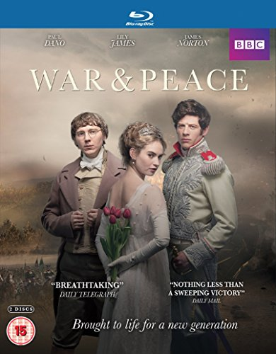 War & Peace [Blu-ray] [2015]