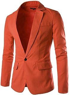 HaiDean Men's Suit Men's Suit Men's Jacket Black Jacket Modern Casual Men's Blazer Blazer Matching Casual Button Cardigan ...