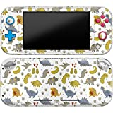 Cavka Vinyl Decal Skin Compatible with Console Switch Lite (2019) Stickers with Design Cute Dinosaurs Lovely Faceplate Wrap Protector Pattern Print Cover Full Set Fantasy Funny Heart Paws Durable