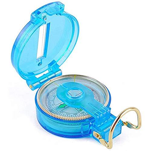 Kompas, Perfecte Professionele Hoge Precisie Student Kompas, Hoge Precisie Doorzichtige Schijf, Thuis, Buiten, Kinder Kampeeruitrusting
