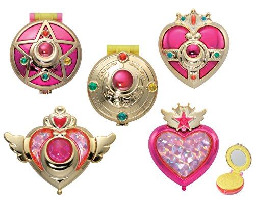 Unbekannt Gashapon 30799 Spielzeug, Deep Pink,Gold,Pink, Standard