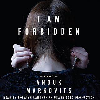 I Am Forbidden audiobook cover art