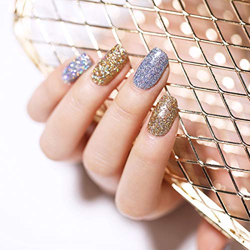 Born Pretty Holographic Nail Dipping System