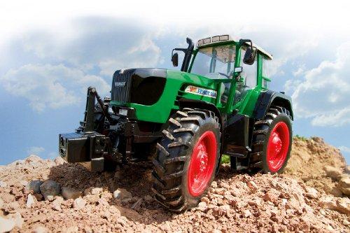 RC Auto kaufen Traktor Bild 5: Carson 500907171 1:14 Fendt 100% RTR 2.4G Singlereifen, grün*
