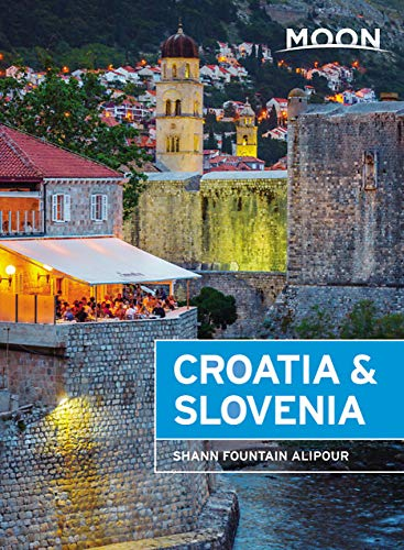 Moon Croatia & Slovenia (Travel Guide)